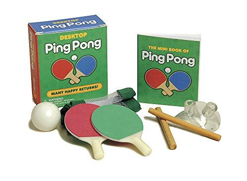 Desktop Ping Pong (RP Minis)
