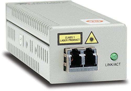 Allied USB Powered Desktop Media Converters AT-DMC1000/LC 1GT-1Gb SX(LC)
