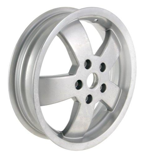Felge SERIE PRO hinten für Vespa GT/GTL/GTS/GTV/GT60°, 3.00- modifiziert für Montage auf PX /Lusso/T5, 5 Speichen, 8mm mehr Einpresstiefe