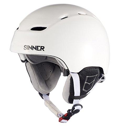 SINNER Combi Pack Nova Skihelm voor volwassenen plus Toxic skibril