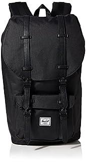 Herschel Little America Laptop Backpack, Black/Black, Classic 25.0L (B00J7XARVS)   Amazon price tracker / tracking, Amazon price history charts, Amazon price watches, Amazon price drop alerts