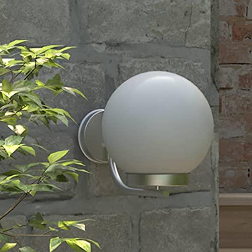 FAMIROSA Lampioncino da Giardino Monate da Parete, h. 32 cm.-913