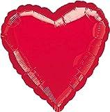 Anagram- Globo de helio corazón (1058401)