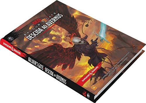 Dungeons & Dragons. Descida ao Avernus, Galápagos Jogos