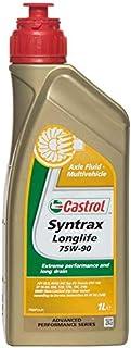 CASTROL GEAR OIL 75W90 SYNTRAX LONGLIFE - 558.32.24 - CASTROL - محتوا: 1.0 لیتر -