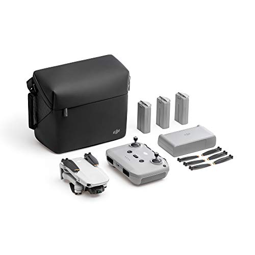 DJI Mini 2 Fly More Combo – Ultralight Foldable...