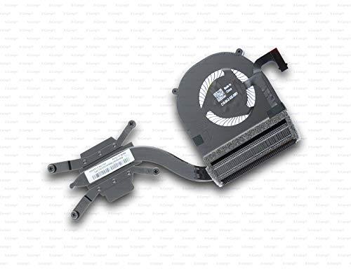X-Comp Ventilador para CPU 01AX830 para Lenovo ThinkPad Yoga X1 2G (20JD) (20JF) (20JG)