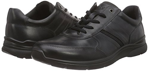 ECCO IRVING, Men's Derby, Black (BLACK2001), 8.5 UK (42 EU)