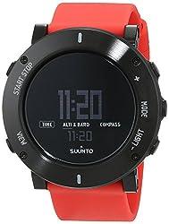 Suunto Core Coral Crush Digital Composite Multi Quartz Men's Watch SS020692000