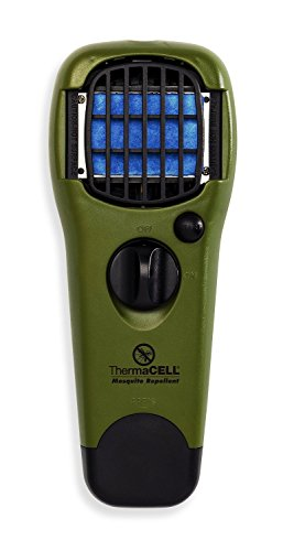 Thermacell Moskito-Abschreckung Mittel zur persönlichen Schädlingskontrolle, grün, THER-100-019