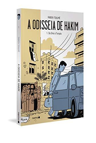 A odisseia de Hakim Vol. 1 - Da Síria à Turquia