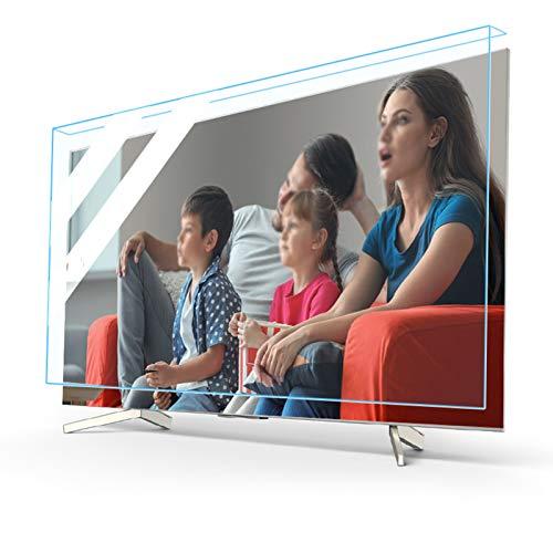 ALGWXQ Película Protectora Anti Luz Azul, Protector de Pantalla 32-75 Pulgadas La Tasa Supresión Luz Azul Alcanza El 30,1% Evita El Daño de La Pantalla