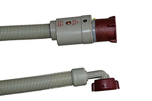 nichtganzdicht24de © Aquastop 1,5m Schlauch Aquastop Sicherheitszulaufschlauch für Waschmaschine und Geschirrspüler, 1,50m