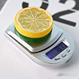 Báscula electrónica portátil de bolsillo mini escala electrónica de alta...