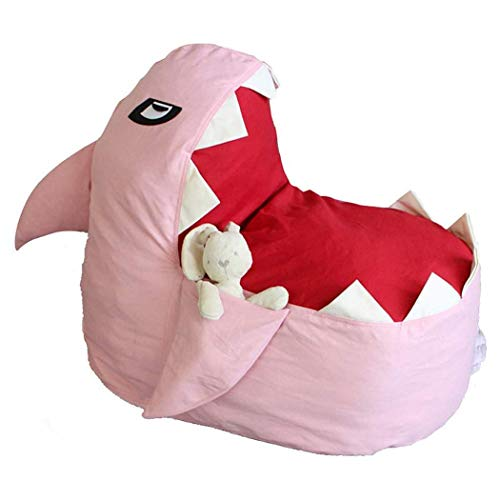 Affordable Zuckerfan Children's Plush Toy Storage Bag Lazy Cartoon Sofa Baby Chair Push & Pull Toys
