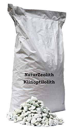 Naturzeolith 25 kg Zeolith Klinoptilolith Zeolite Zeoliet Zeolithpulver (2,5-5,0mm)