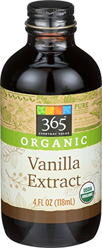 365 Everyday Value, Organic Vanilla Extract, 4 fl oz