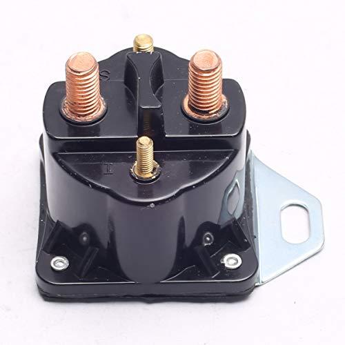 CENTAURUS 7.3L PowerStroke Diesel Glow Plug Glowplug Relay Solenoid Compatible with F-250 F-350 F-450 F-550 E-350 - (Replace Part# F81Z-12B533-AC, F7TZ-12B533-CA3, F7TZ-12B533-A3)