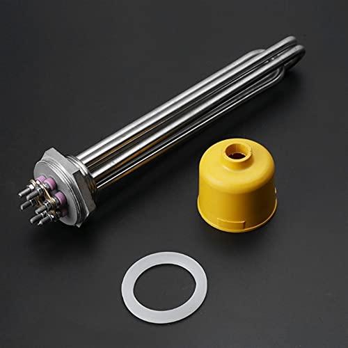 PUGONGYING Popular Tanque de Agua para DN40 Calefacción Calentador de Agua Elemento de inmersión eléctrica Energía aérea Durable (Wattage : 4.5KW)
