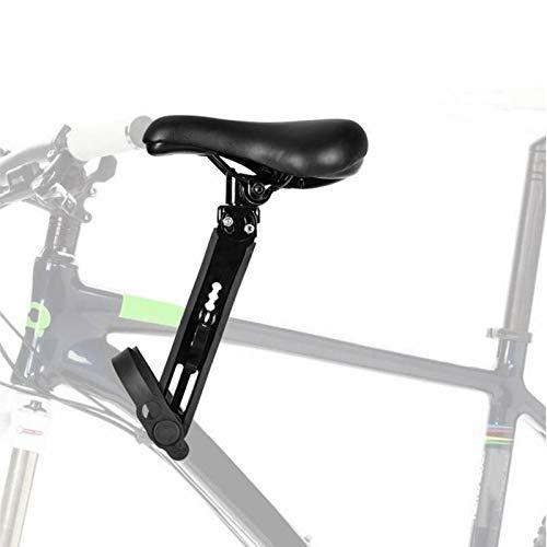 Supertop - Asiento infantil para bicicleta de montaña, asiento delantero montado, asiento de bicicleta de montaña desmontable, asiento infantil para bicicleta de montaña para niños