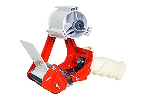 BONUS Eurotech 3AY00.00.0075/000 Handspender T30R/75AB für 1 seitige Packklebebänder mit maximalen Breite von 75 mm, Metall