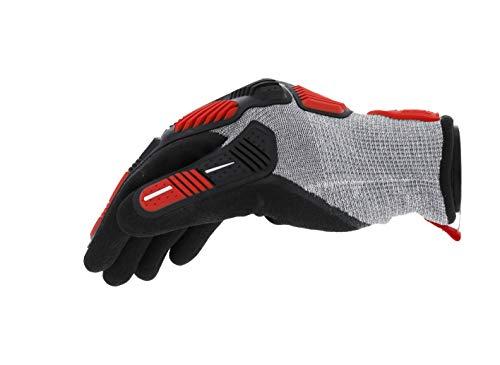 Mechanix Wear: M-Pact Knit CR5A5 Work Gloves (Medium, Grey/Black)