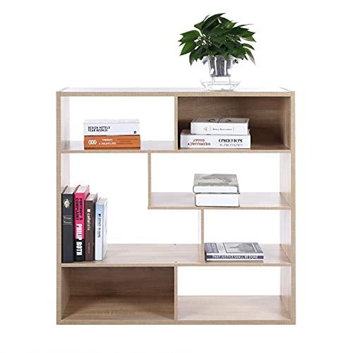 Kadimendium Storage Rack 7 Cubes for Living Room for Study