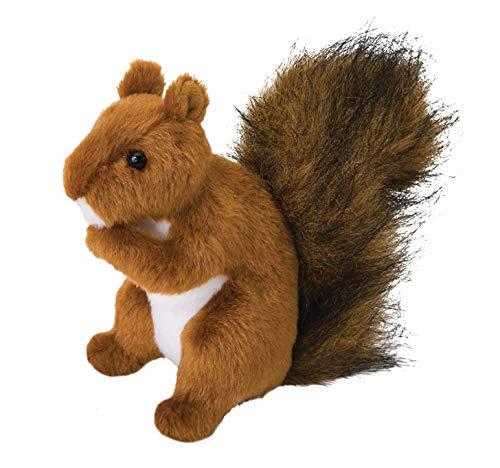 Douglas Roadie Red Squirrel Plush Stuffed Animal -  Cuddle Toys, 3793
