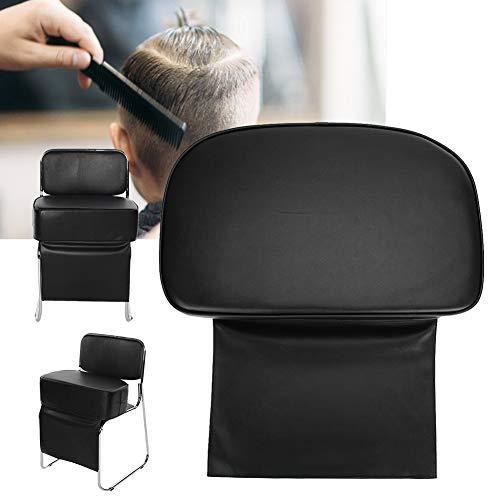 Kinderkappersstoel, zitstoel voor kinderstoel kappers styling barber extra kussen haarsnit kapper, pu materiaal