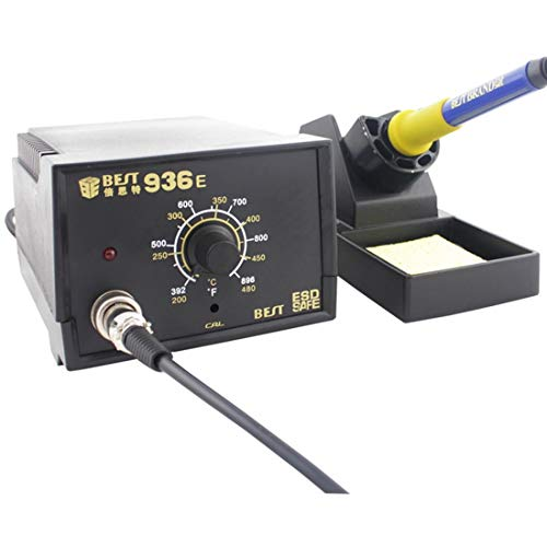 Find Bargain Widely Used Tool Kits Professional Durable BST-936E AC 220V Thermostatic Soldering Stat...