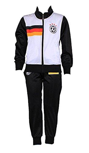 Sports Toller Trainingsanzug Freizeitanzug Deutschland Fan, Gr. 104, MJF65e