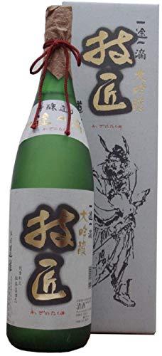 太田酒造 道灌大吟醸 技匠(わざのたくみ) 1800ml 【滋賀県】