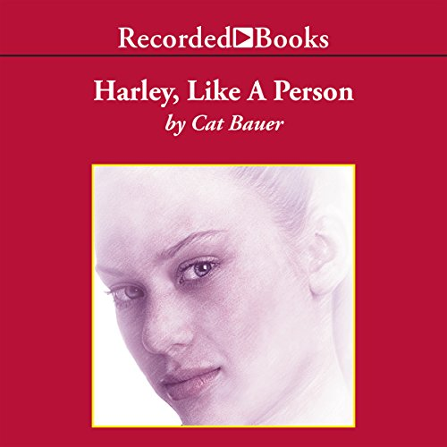 Harley, Like a Person audiobook cover art