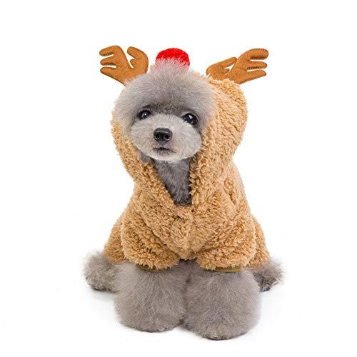 Animal De Compagnie Déguisement Noël pour Animaux De Compagn