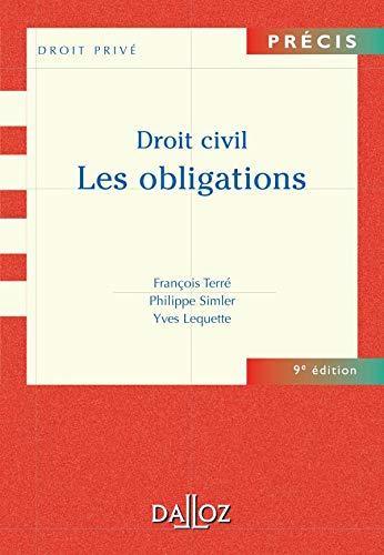 Les Droit civil: obligations - 9e éd.