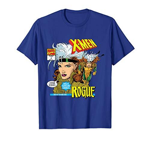 Marvel X-Men Rogue Anna Marie Comic T-Shirt