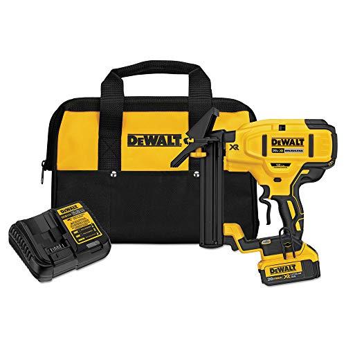 DEWALT DCN682M1 20V 18Ga Floor Stapler Kit