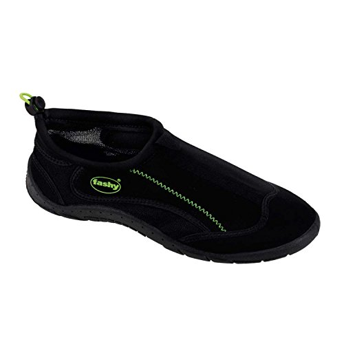 Fashy Tias Erwachsenen Badeschuhe, Größen Schuhe :44