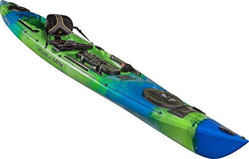Ocean Kayak Trident 15 Angler Kayak (Seaglass, 15 Feet 6 Inches)