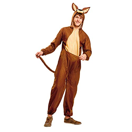 My Other Me Me-201344 Disfraz de canguro para hombre, M-L (Viving Costumes 201344)