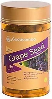 Goodcombo Grape Seed 12000mg 180s, 220 grams