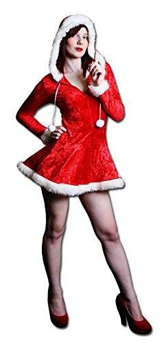 empireposter Weihnachten - Weihnachtsfrau - Mrs. Santa Pappaufsteller Standy - ca 186 cm