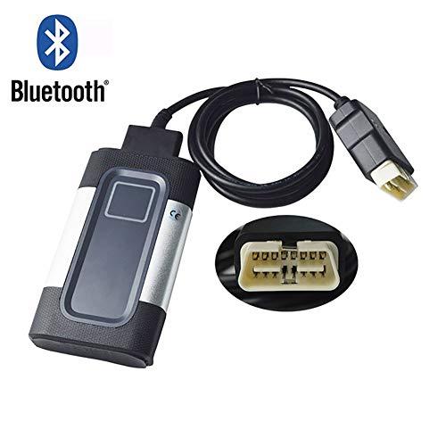 WYYHAA OBD2 Coche Diagnóstico Escáner, Lectores De Código De Diagnóstico Tool Kit Reparación del Coche De Bluetooth Herramientas De La Exploración De Carro del Coche