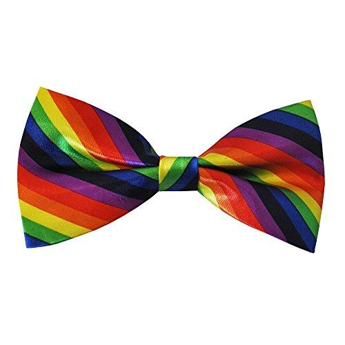 Ties Nœud papillon coloré unisexe