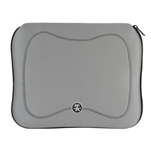 Crumpler TG15-011 Laptopsleeve Gimp 38,1 cm (15 Zoll) silber