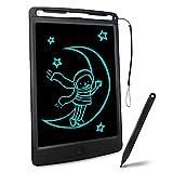 Richgv Tavoletta Grafica LCD Scrittura Digitale, Elettronico 8.5Pollici Portatile Ewriter ...
