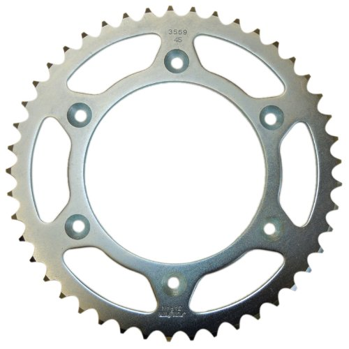 Sunstar 2-355943 43-Tooth Standard Steel Rear Sprocket for 520 Chain