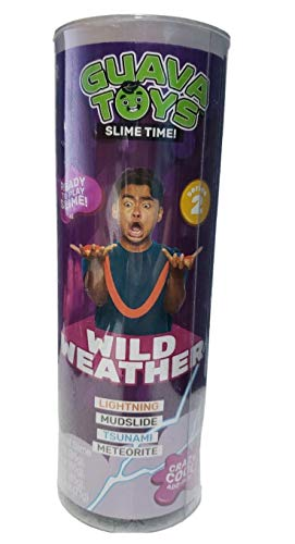 Guava Toys Wild Weather Slime