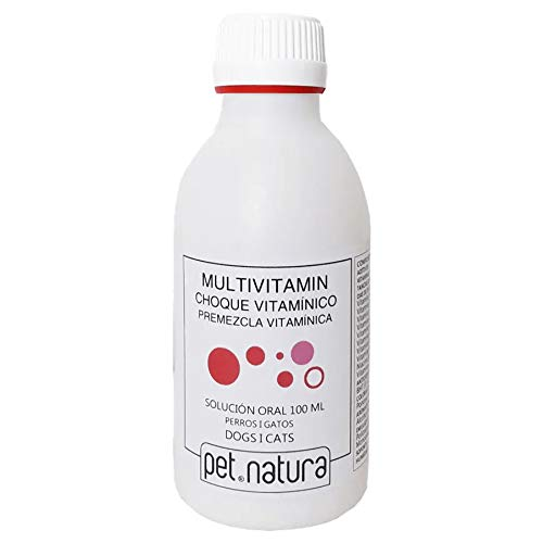 PETNATURA Multivitamin Complex for Dogs and Cats (5L)
