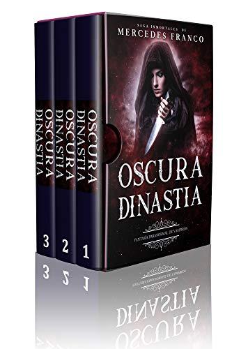 Oscura Dinastía (Oferta Especial 3 Libros En 1) Colección Especial De Vampiros En Español: Libros de Novelas de Vampiros. Las mejores historias de Suspenso, Romance y Fantasía Paranormal